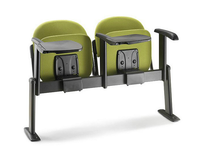 Freestanding beam seating with writing tablet OXFORD | Beam seating - D.M.
