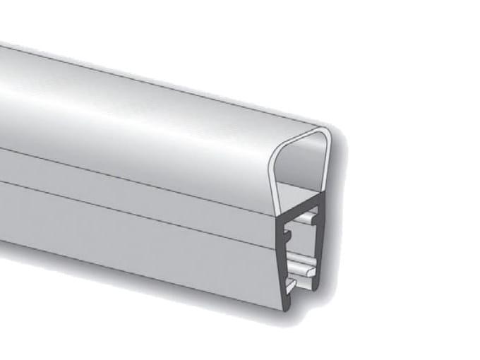 Shower door gasket OXIDAL 338 - Nuova Oxidal