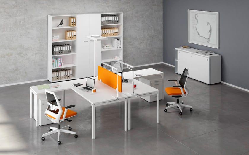 Quadrifoglio Sedie Ufficio : Sedia ufficio operativa a razze oxygen sedia ufficio operativa