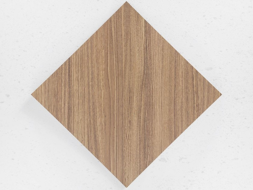 Wood veneer Decorative panel P1 by ODESD2