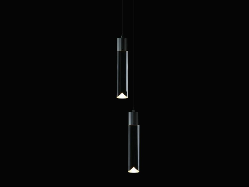 LED pendant lamp with dimmer P2A - Archilume
