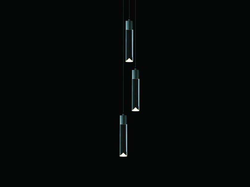 LED aluminium pendant lamp P3A by Archilume