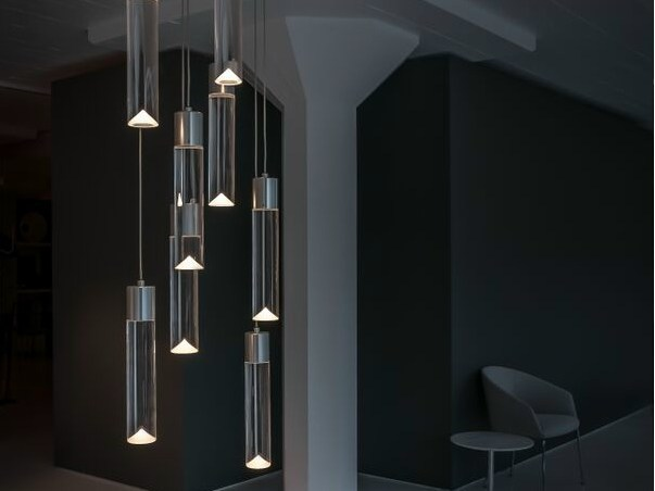 LED pendant lamp with dimmer P8A - Archilume