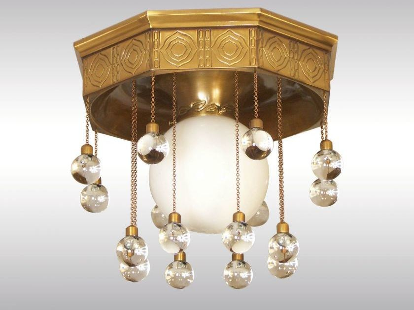 Classic style ceiling lamp PALAIS STOCLET - Woka Lamps Vienna