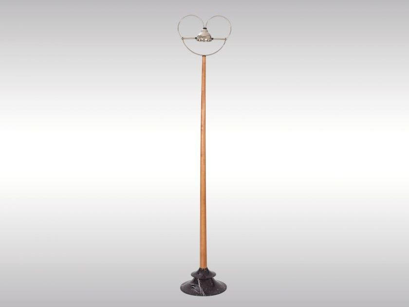 Classic style floor lamp PALAIS1 BL by Woka Lamps Vienna