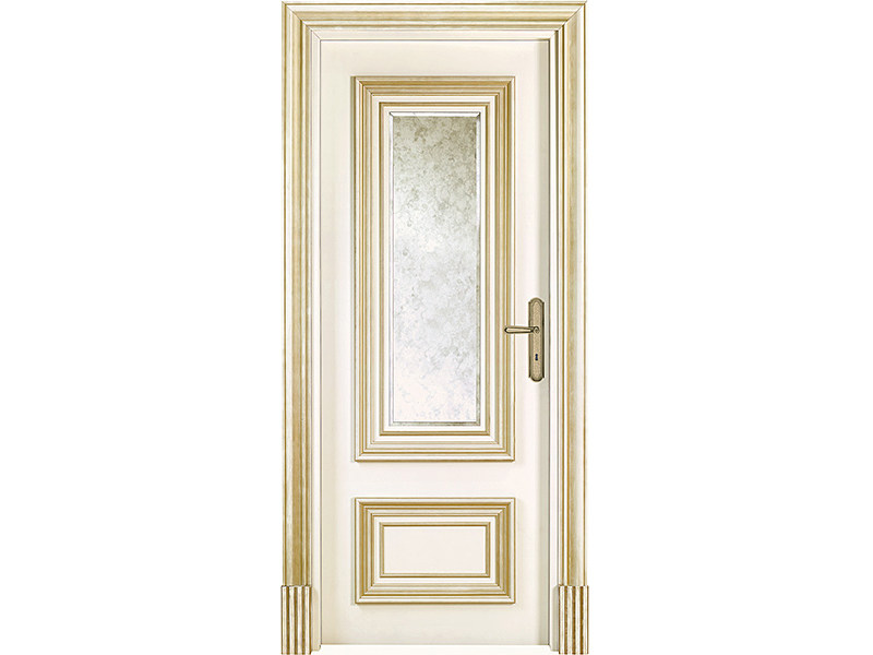 Classic style wooden door PALLADIO 110 SP - BARAUSSE