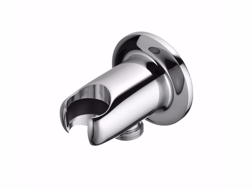 Handshower holder with supply elbow PAN I | Handshower holder - JUSTIME