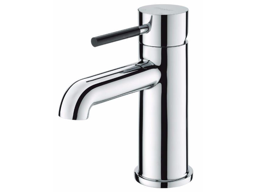 Countertop single handle chromed brass washbasin mixer PAN I | Washbasin mixer - JUSTIME
