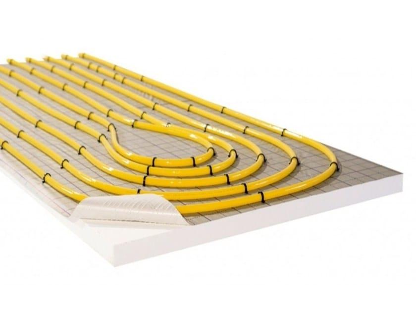 Radiant floor panel PANTHE LISCIO - PANTHERM