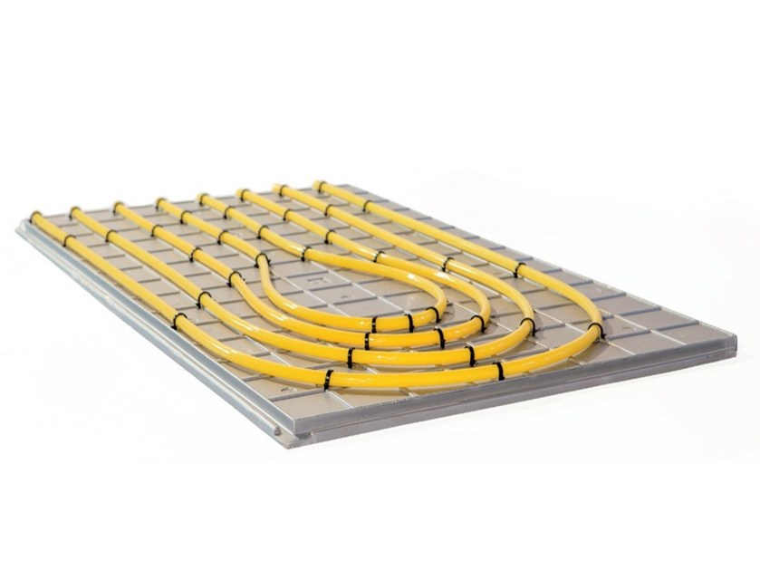 Radiant floor panel PANTHE ULTRA - PANTHERM
