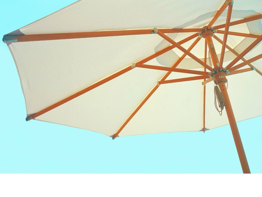 Fabric Garden umbrella PARASOL - Les jardins