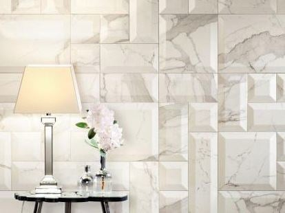 Modular 3D Wall Cladding PARIS MADELEINE | 3D Wall Cladding - TUBADZIN