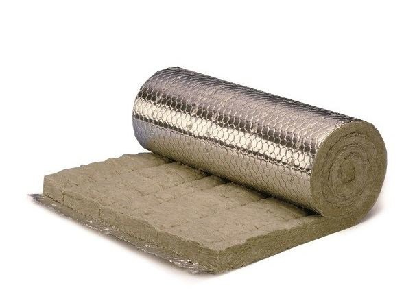 Intumescent covering PAROC HVAC FIRE MAT ALUCOAT EI 120 - LINK industries