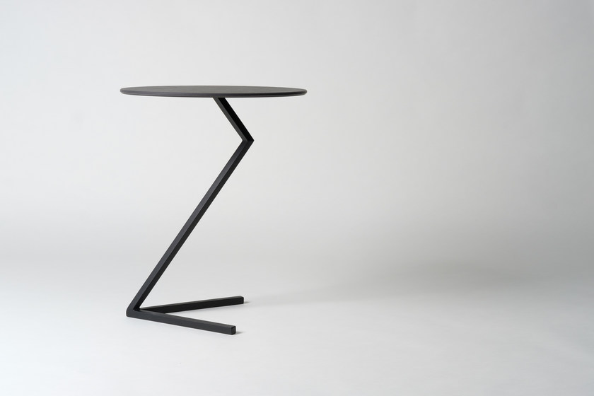 Round bistro side table PARTY! | Laminam® coffee table - Elli Design