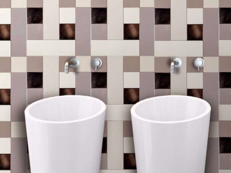 Faïence wall tiles PATCHWORK MO.DE. | Faïence wall tiles - DANILO RAMAZZOTTI ITALIAN HOUSE FLOOR