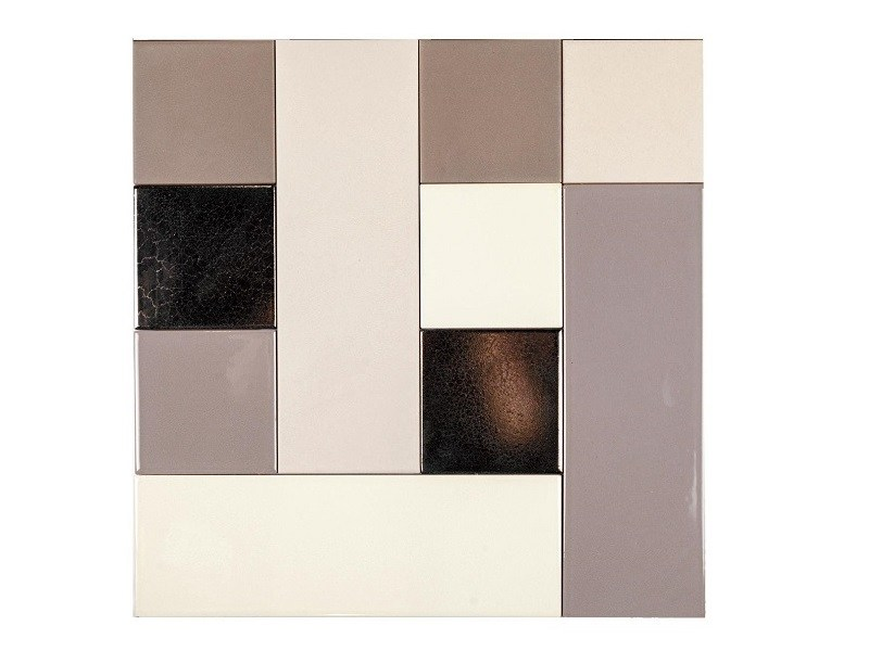 Indoor faïence wall tiles PATCHWORK MO.DE. | PM2 - DANILO RAMAZZOTTI ITALIAN HOUSE FLOOR
