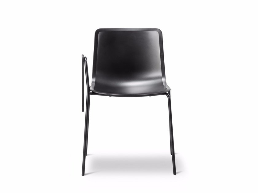 Training chair with writing tablet PATO | Training chair - FREDERICIA FURNITURE