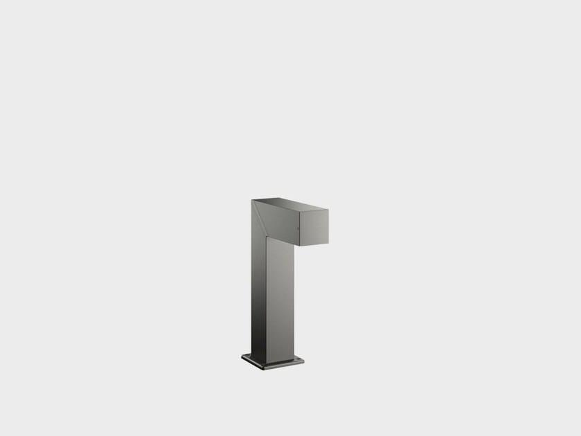 LED aluminium bollard light PAULE SYSTEM LB - Cariboni group