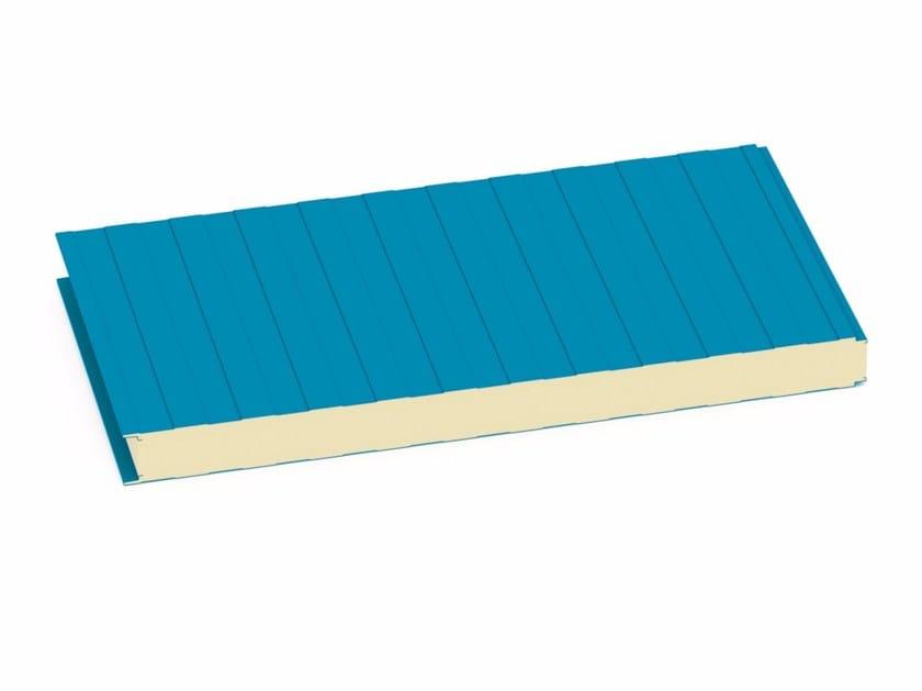 Pannelli coibentati per parete per container abitativi PDD   Pannelli per conteiner abitativi - Marcegaglia Buildtech