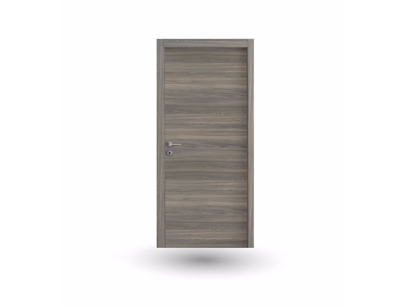 Hinged wooden door PEGASO P13 AMBRA by GD DORIGO
