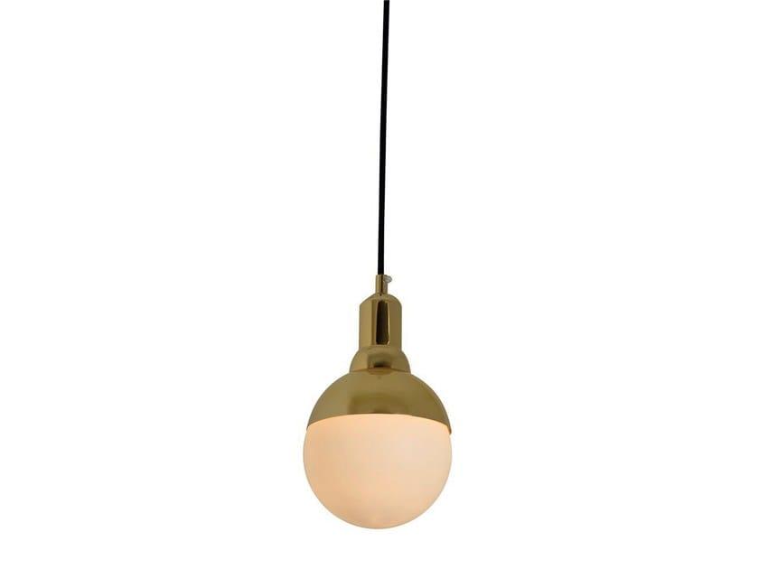 Metal pendant lamp HELMET   Pendant lamp - Aromas del Campo