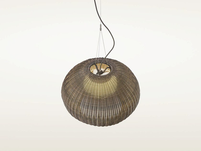 LED polyethylene pendant lamp GAROTA - S / 02 - BOVER Il. Luminació & Mobiliario