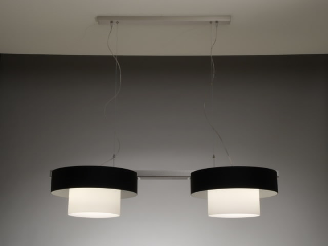 Murano glass pendant lamp MAYA | Pendant lamp - IDL EXPORT