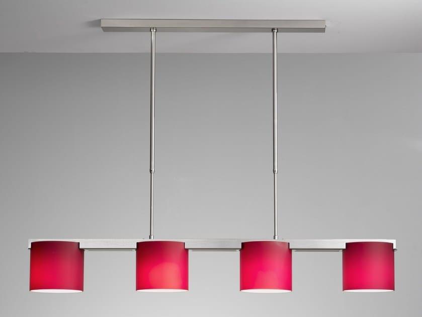 Direct light Murano glass pendant lamp VENUS | Pendant lamp - IDL EXPORT