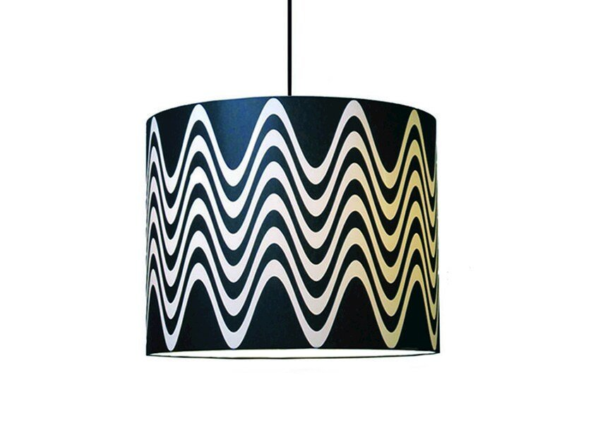 Fabric pendant lamp / lampshade FOOLED AROUND | Pendant lamp - Kappennow