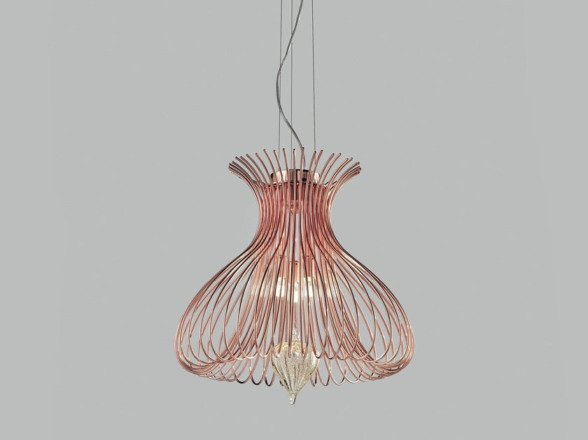 Metal pendant lamp SILHOUETTE | Pendant lamp by Metal Lux