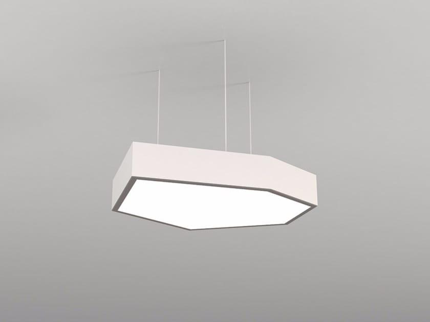 Modular pendant lamp NAH I600A-I900A-I1200A - Neonny