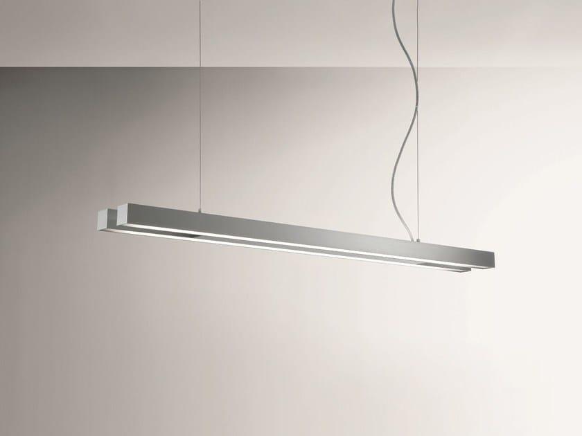 Aluminium pendant lamp STICK | Pendant lamp - Quadrifoglio Sistemi d'Arredo
