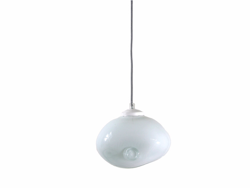 Stained glass pendant lamp LGH0250 - 0253 by Gie El Home