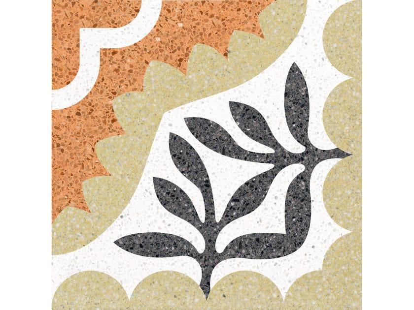 Marble grit wall/floor tiles PENUELAS - Mipa