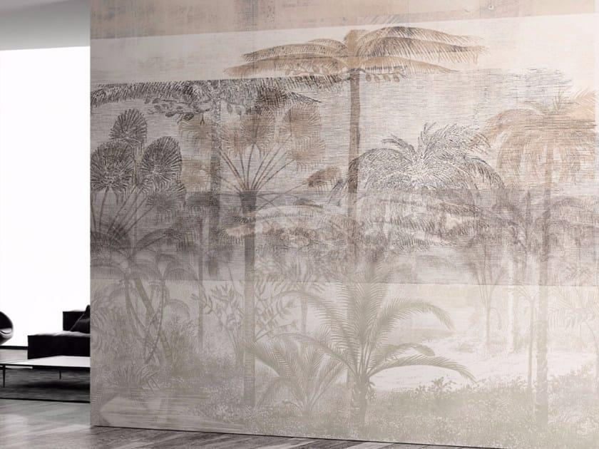 Motif vinyl wallpaper PEPPER - GLAMORA