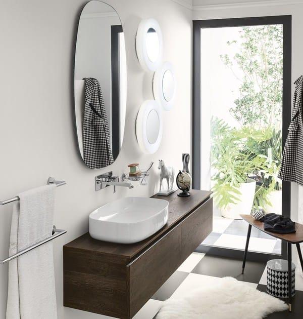 Sistema bagno componibile perfetto composizione 1 inda for Finestre velux lainate