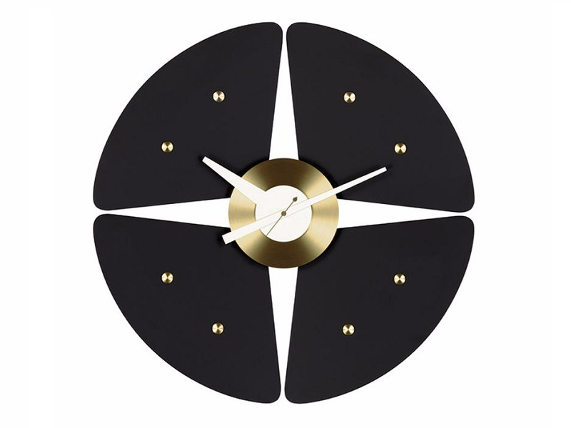 Wall-mounted clock PETAL CLOCK - Vitra