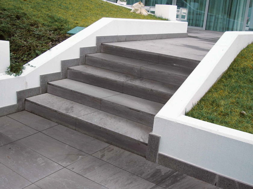 Natural stone outdoor floor tiles PEZZI SPECIALI by RECORD - BAGATTINI
