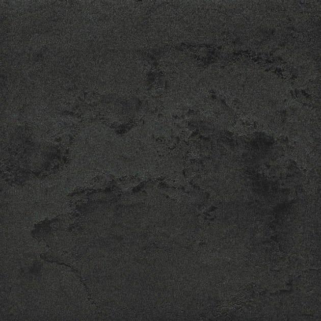 Pavimento rivestimento in gres porcellanato effetto pietra - Piastrelle pietra lavica ...