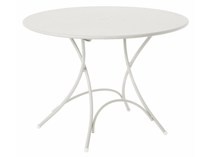 Folding round table PIGALLE - EMU Group S.p.A.