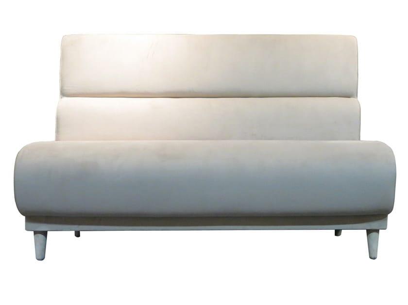 Fabric small sofa PILI by HMD INTERIORS