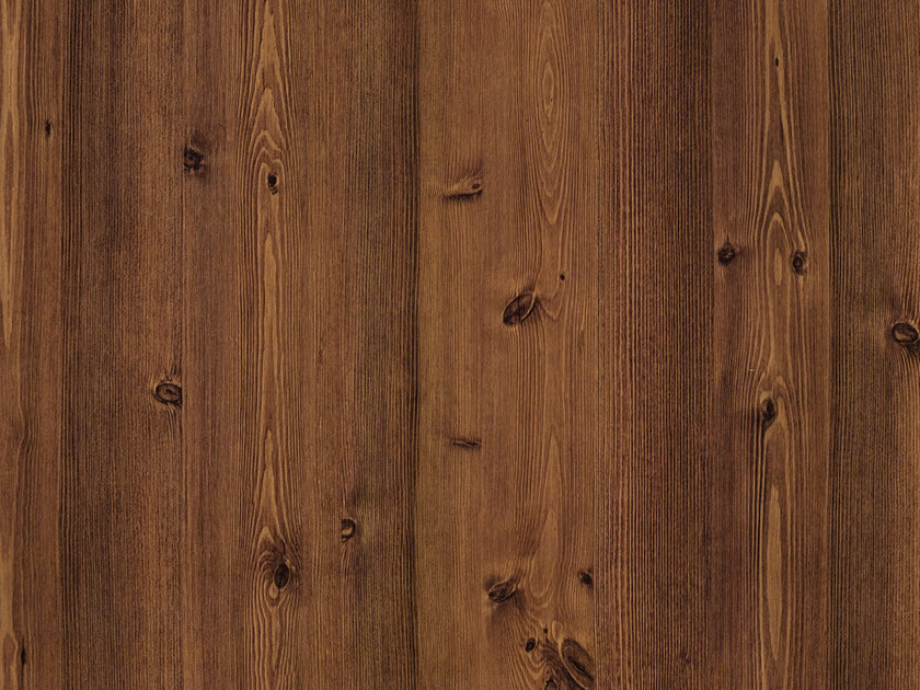 Self adhesive plastic furniture foil with wood effect DARK PINE SLATS - Artesive