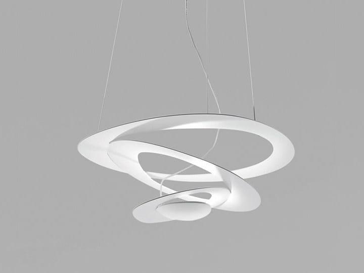 Aluminium pendant lamp PIRCE MINI   Pendant lamp - Artemide
