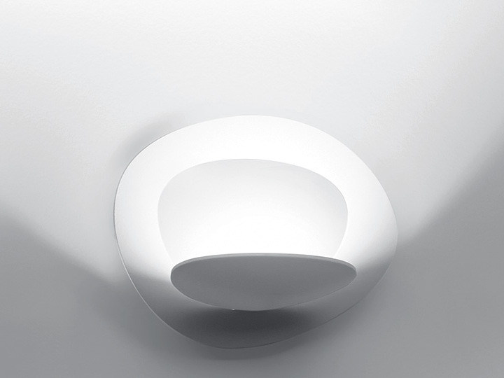 Indirect light halogen wall light PIRCE | Wall light - Artemide