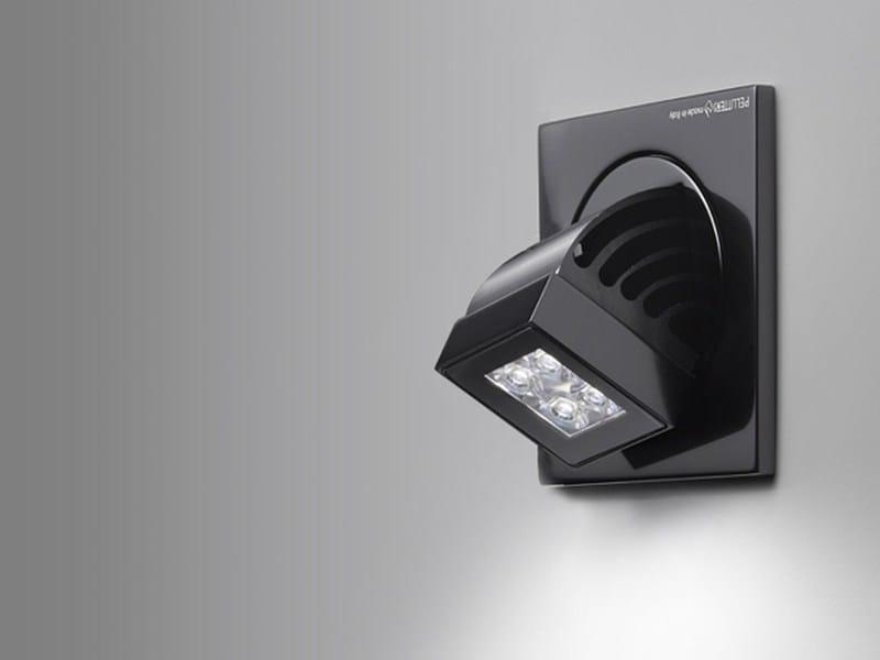 LED adjustable built-in lamp Pixel Singolo Maxi - PURALUCE