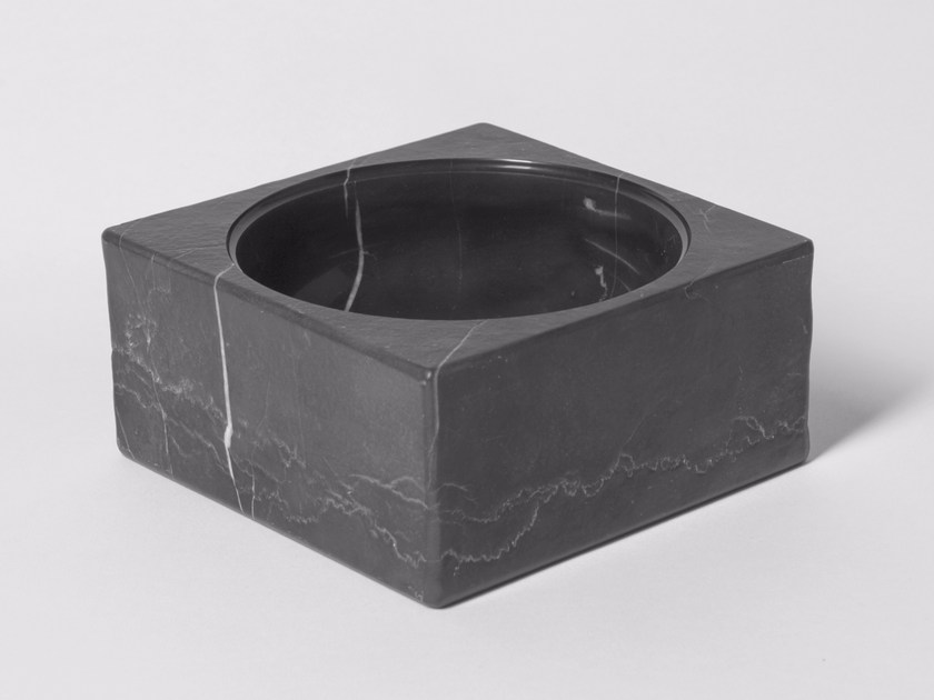 Marble ashtray PK - MARBLE - Architectmade