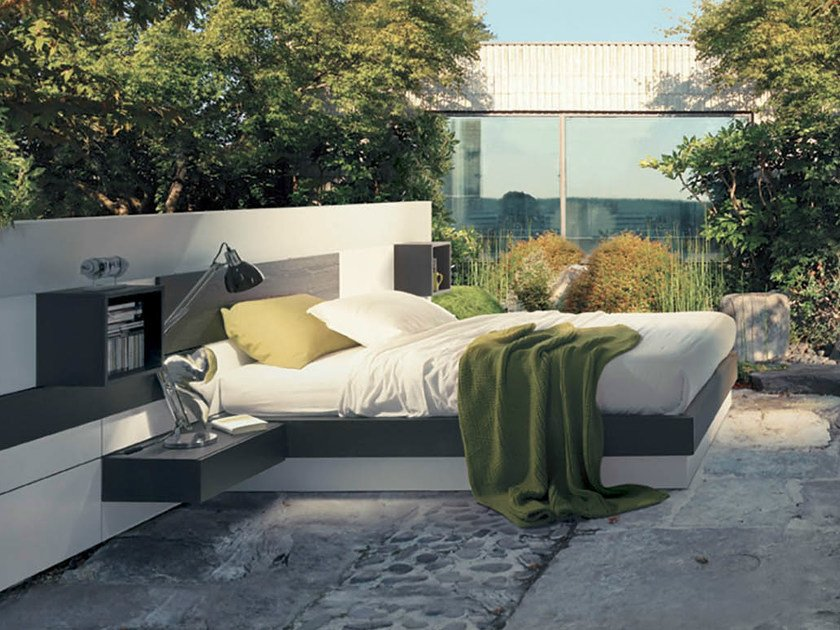 Storage bed PLAN SYSTEM - Fimar