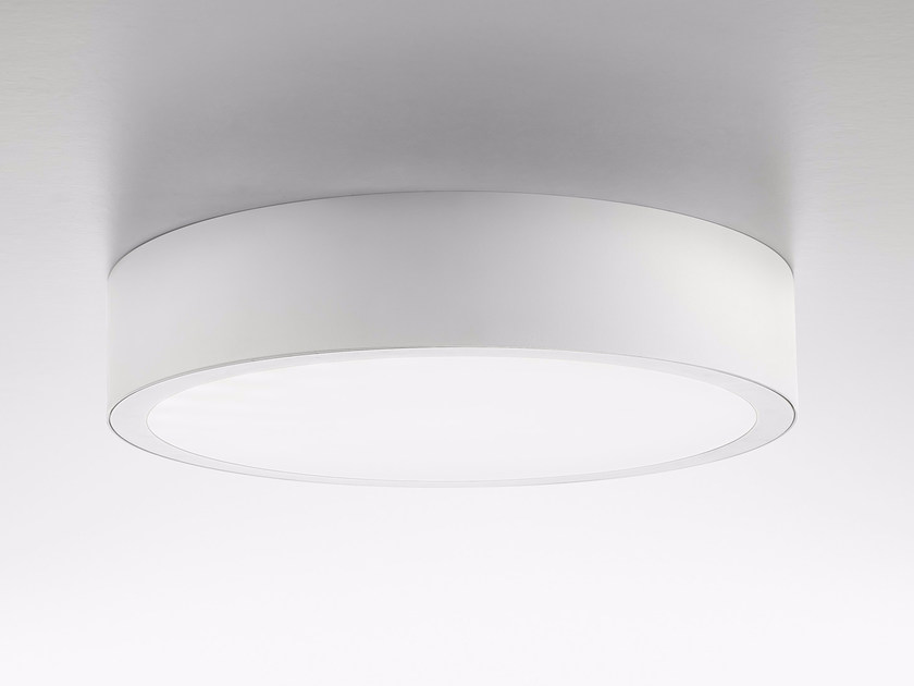 Wall lamp / ceiling lamp PLANET RING | Ceiling lamp - PANZERI