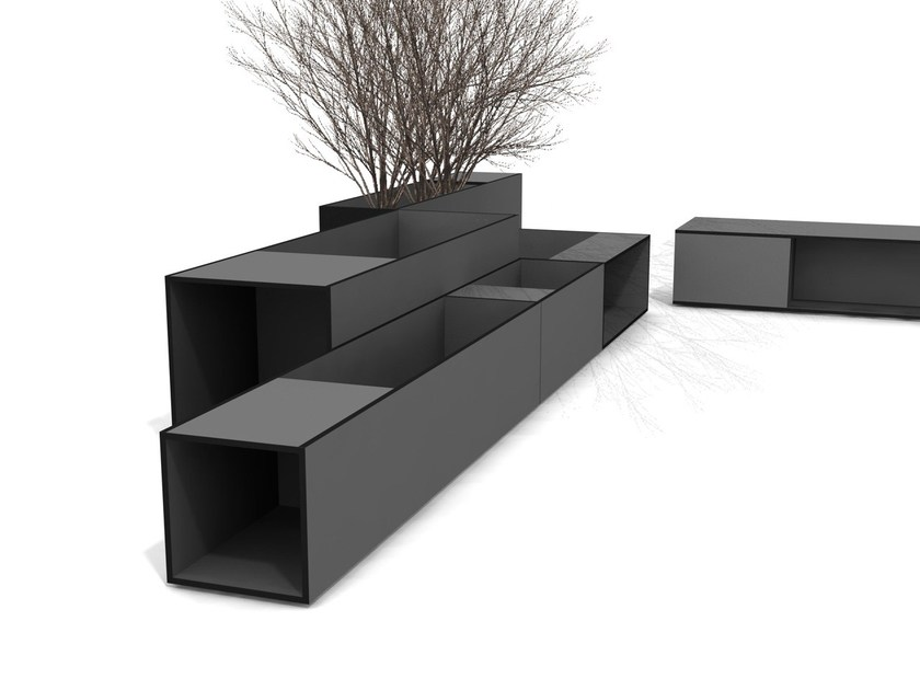 HPL planter TICINO | Planter - conmoto by Lions at Work