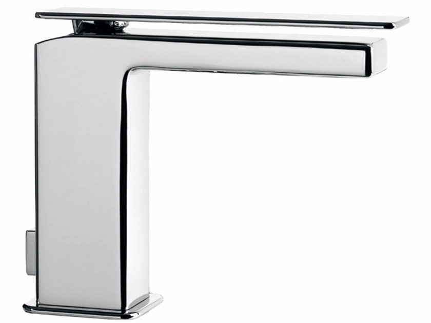 Countertop single handle washbasin mixer PLAYONE 85 - 8514645 by Fir Italia